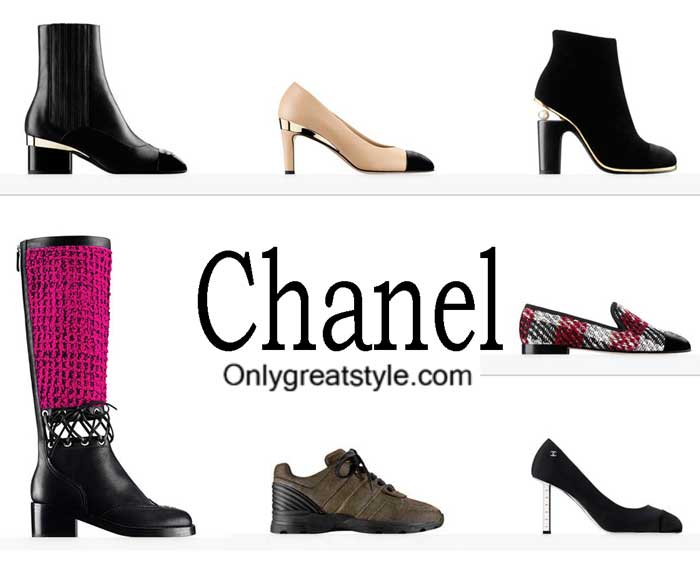 Chanel Shoes Fall Winter 2016 2017 Fashion For Women