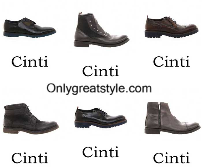 Cinti Shoes Fall Winter 2016 2017 Footwear For Men