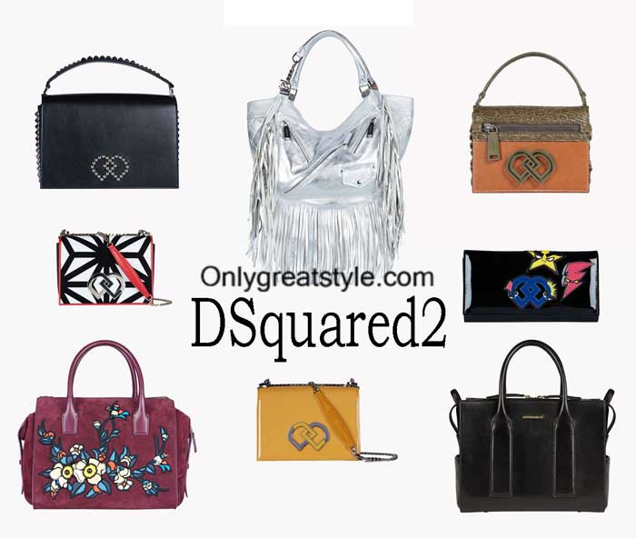 Dsquared2 Bags Fall Winter 2016 2017 For Women