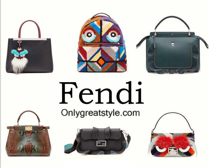 Fendi Bags Fall Winter 2016 2017 Handbags For Women