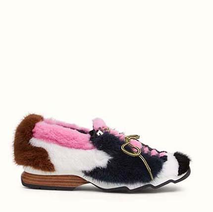 Fendi Shoes Fall Winter 2016 2017 For Women Look 10