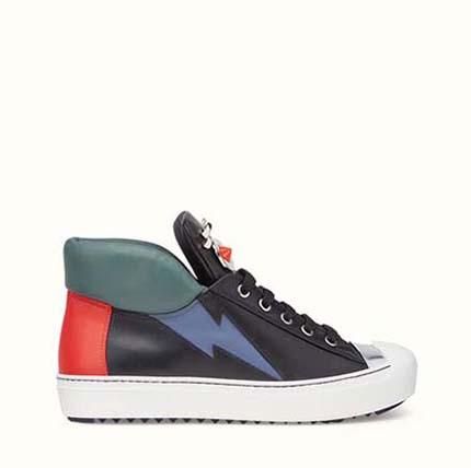 Fendi Shoes Fall Winter 2016 2017 For Women Look 13