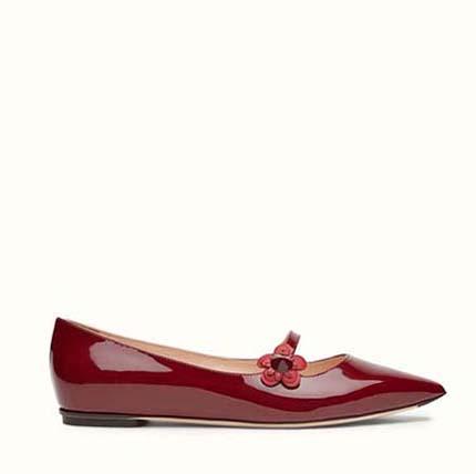 Fendi Shoes Fall Winter 2016 2017 For Women Look 15