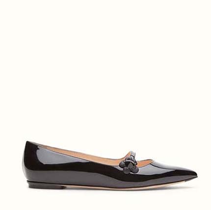 Fendi Shoes Fall Winter 2016 2017 For Women Look 16