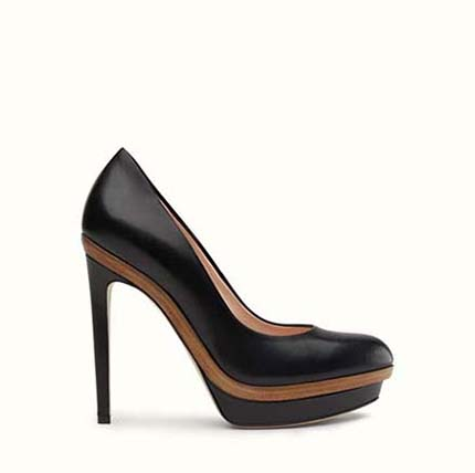 Fendi Shoes Fall Winter 2016 2017 For Women Look 18