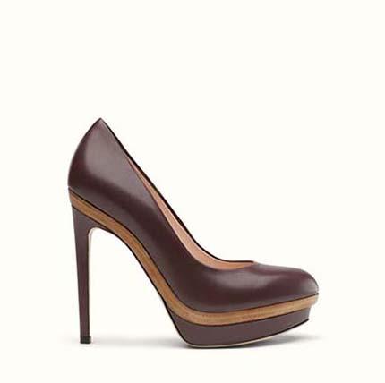 Fendi Shoes Fall Winter 2016 2017 For Women Look 19