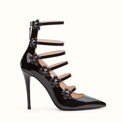 Fendi Shoes Fall Winter 2016 2017 For Women Look 20