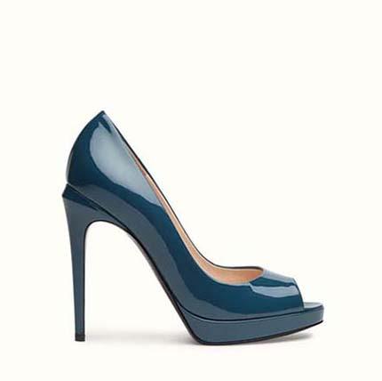 Fendi Shoes Fall Winter 2016 2017 For Women Look 22