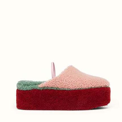Fendi Shoes Fall Winter 2016 2017 For Women Look 25