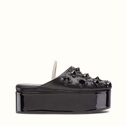 Fendi Shoes Fall Winter 2016 2017 For Women Look 27