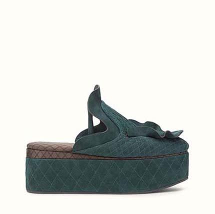 Fendi Shoes Fall Winter 2016 2017 For Women Look 28