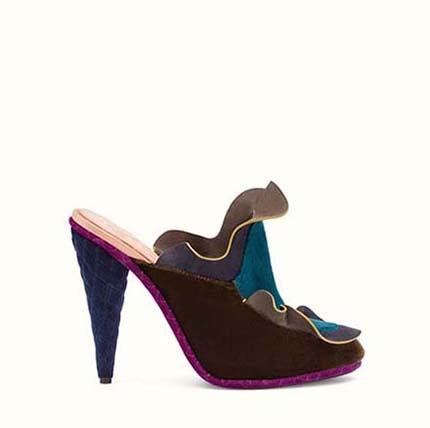 Fendi Shoes Fall Winter 2016 2017 For Women Look 29