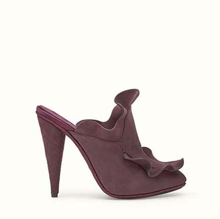 Fendi Shoes Fall Winter 2016 2017 For Women Look 32