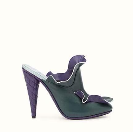 Fendi Shoes Fall Winter 2016 2017 For Women Look 33