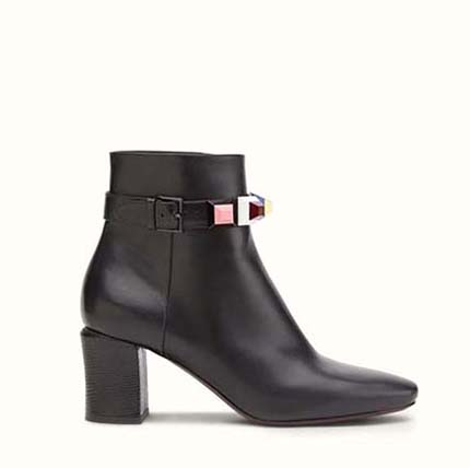 Fendi Shoes Fall Winter 2016 2017 For Women Look 37