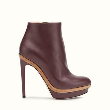 Fendi Shoes Fall Winter 2016 2017 For Women Look 41