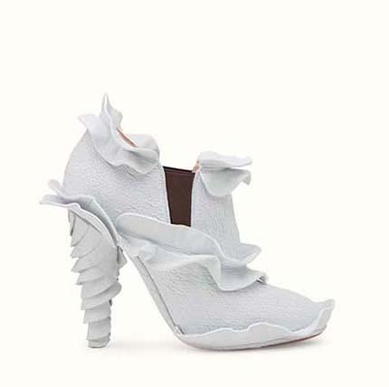 Fendi Shoes Fall Winter 2016 2017 For Women Look 42
