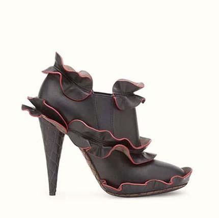 Fendi Shoes Fall Winter 2016 2017 For Women Look 43