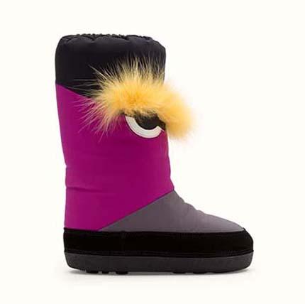 Fendi Shoes Fall Winter 2016 2017 For Women Look 44