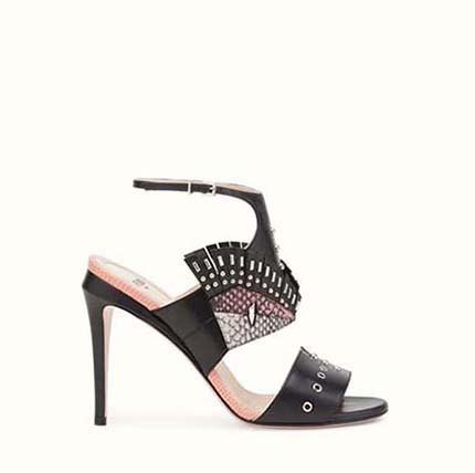 Fendi Shoes Fall Winter 2016 2017 For Women Look 48