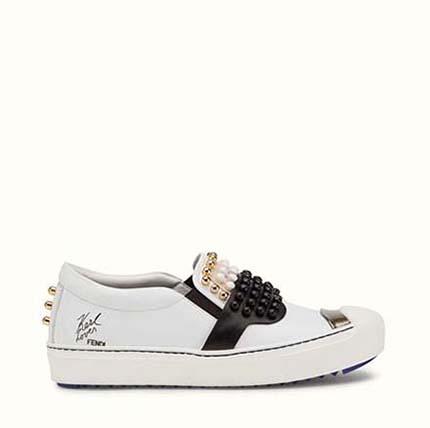 Fendi Shoes Fall Winter 2016 2017 For Women Look 7