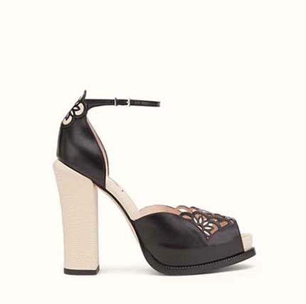 Fendi Shoes Fall Winter 2016 2017 For Women Look 8