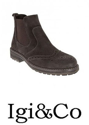 Igico Shoes Fall Winter 2016 2017 Footwear For Men 11