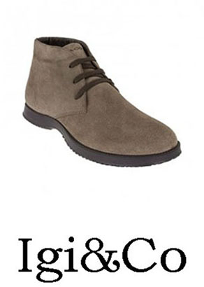 Igico Shoes Fall Winter 2016 2017 Footwear For Men 15
