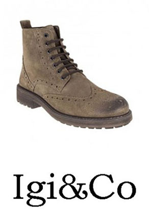 Igico Shoes Fall Winter 2016 2017 Footwear For Men 9