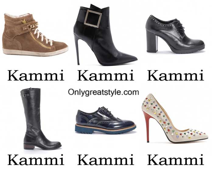 Kammi Shoes Fall Winter 2016 2017 Footwear For Women