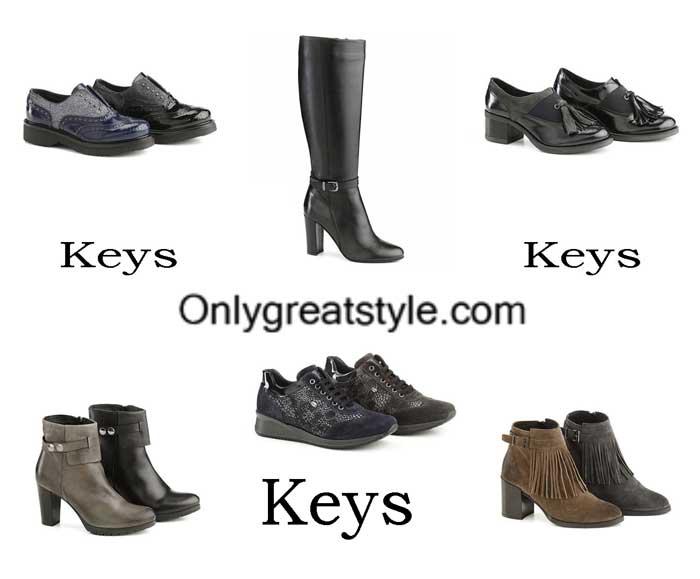 Keys Shoes Fall Winter 2016 2017 Footwear For Women