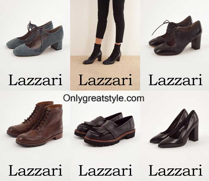 Lazzari Shoes Fall Winter 2016 2017 Women Footwear