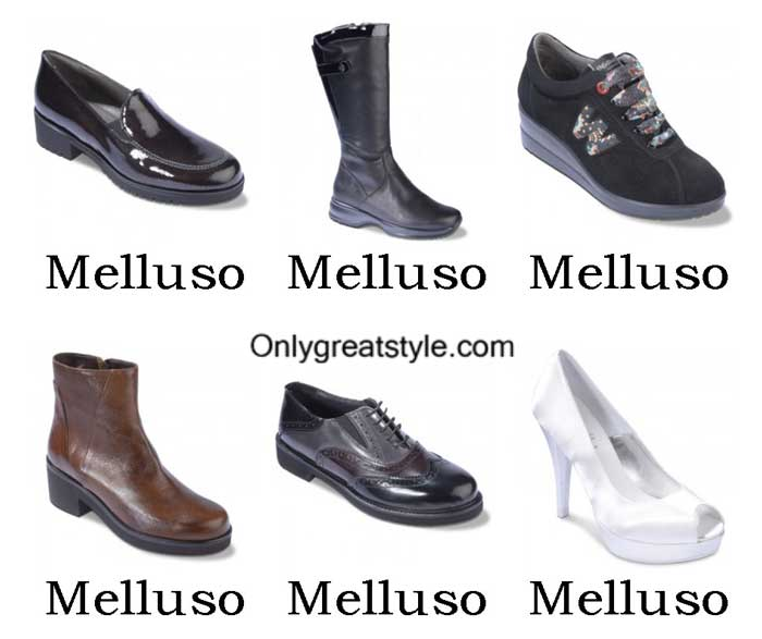 Melluso Shoes Fall Winter 2016 2017 For Women