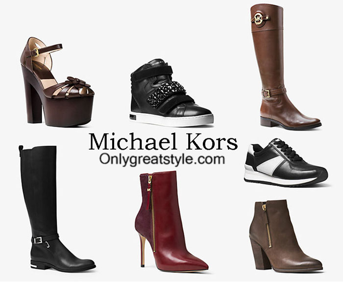Michael Kors Shoes Fall Winter 2016 2017 For Women
