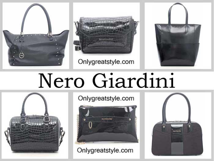 Nero Giardini Bags Fall Winter 2016 2017 For Women