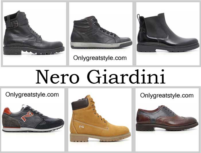 Nero Giardini Shoes Fall Winter 2016 2017 For Men