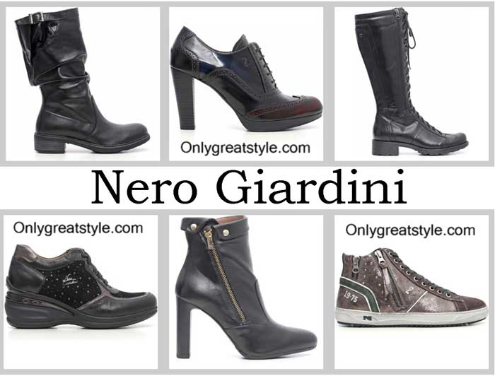 Nero Giardini Shoes Fall Winter 2016 2017 For Women