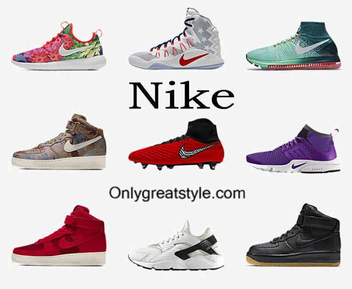 Nike Sneakers Fall Winter 2016 2017 Shoes For Women