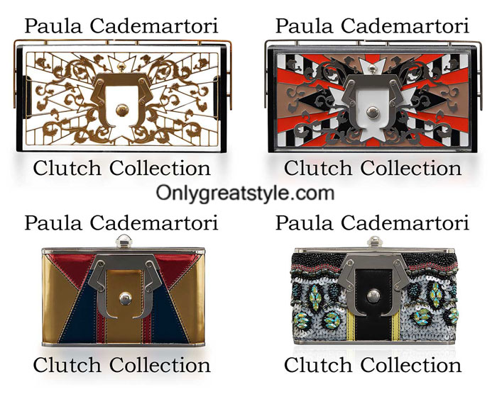 Paula Cademartori Clutch Fall Winter 2016 2017 For Women
