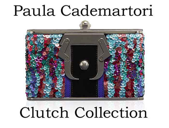 Paula Cademartori Clutch Fall Winter 2016 2017 Look 10