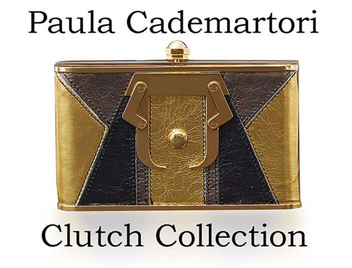 Paula Cademartori Clutch Fall Winter 2016 2017 Look 11
