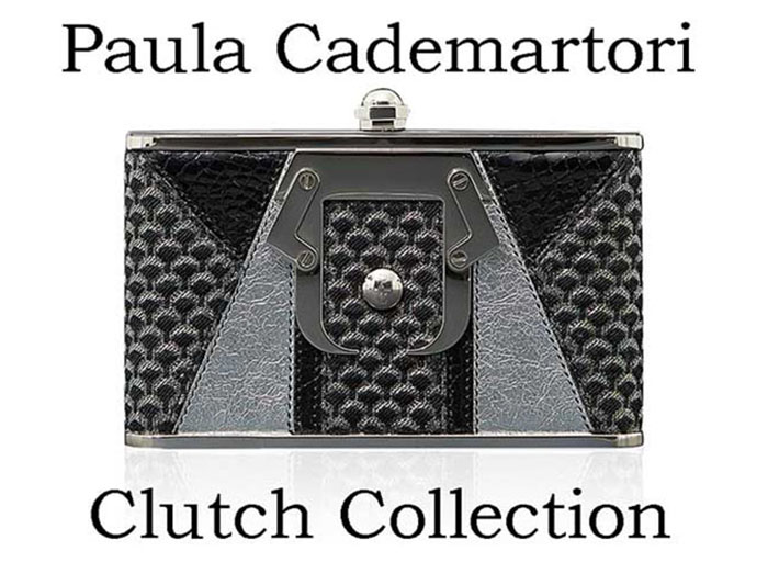 Paula Cademartori Clutch Fall Winter 2016 2017 Look 14