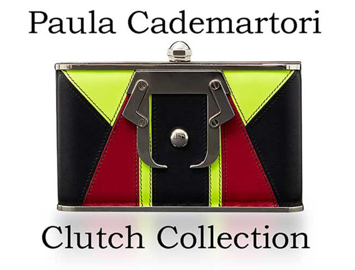 Paula Cademartori Clutch Fall Winter 2016 2017 Look 15