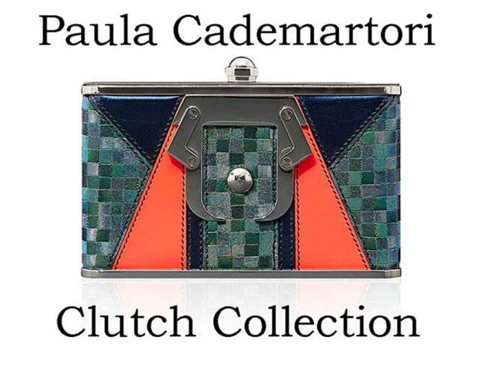 Paula Cademartori Clutch Fall Winter 2016 2017 Look 18