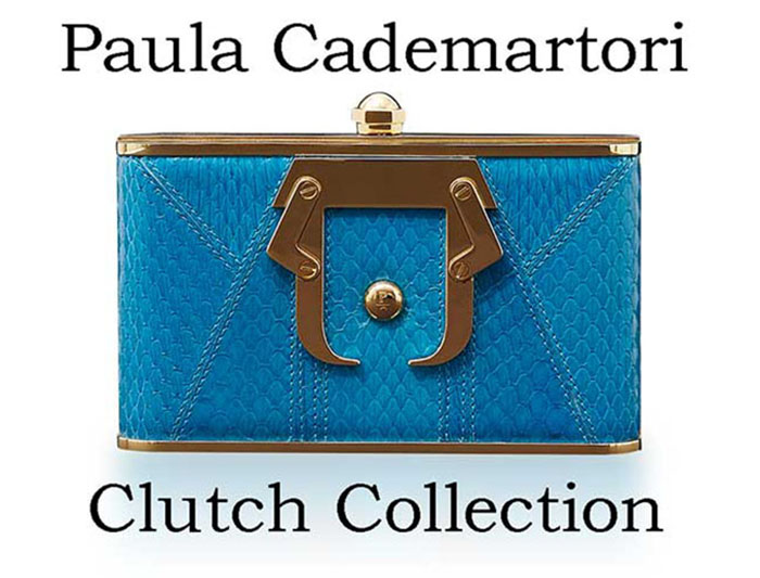 Paula Cademartori Clutch Fall Winter 2016 2017 Look 19