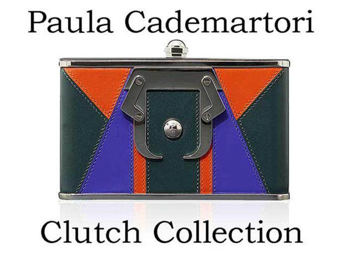 Paula Cademartori Clutch Fall Winter 2016 2017 Look 22