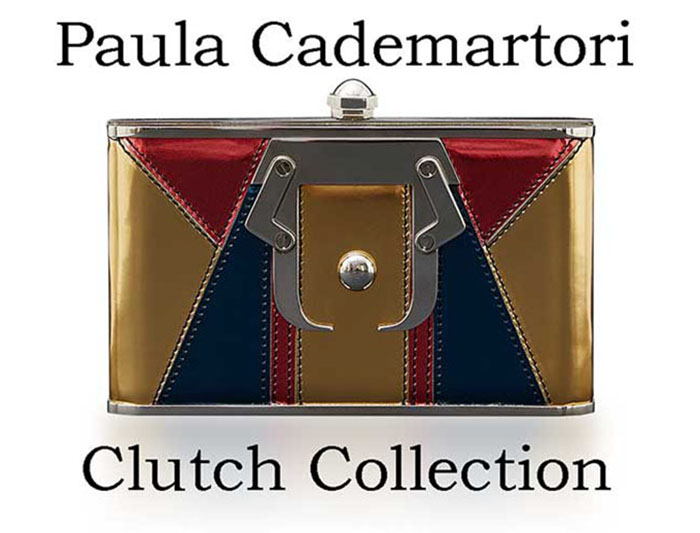 Paula Cademartori Clutch Fall Winter 2016 2017 Look 25