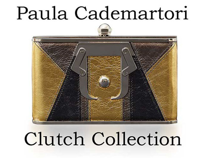Paula Cademartori Clutch Fall Winter 2016 2017 Look 27