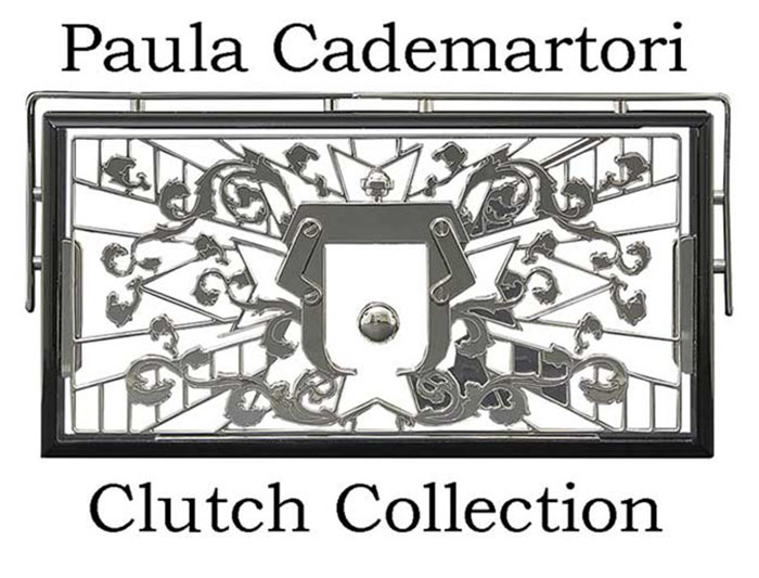 Paula Cademartori Clutch Fall Winter 2016 2017 Look 4