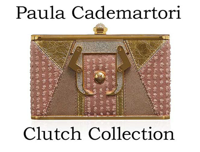 Paula Cademartori Clutch Fall Winter 2016 2017 Look 7